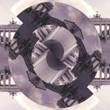 Brandenburger Tor Kaleidoscope