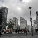 Potsdamer Platz: originales Bild