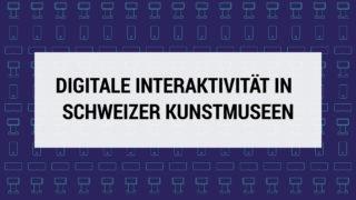 Digitalte Interaktivität