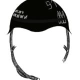 Rohversion Helm