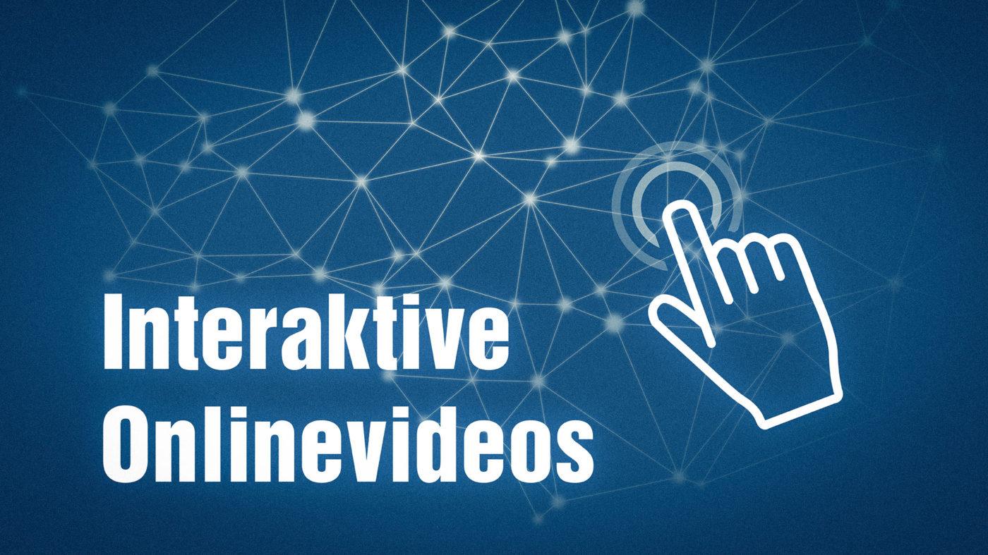 Beitragsbild Interaktive Onlinevideos